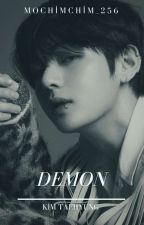 Demon (Kim Taehyung) by Mochimchim_256