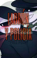 LADRON Y POLICIA [Fell Goth X Fell Pallete] by BangDanna