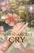 when angels cry • larry stylinson  by d-anae