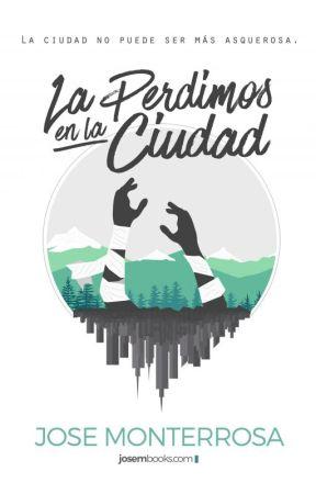 La Perdimos en La Ciudad by josembooks