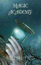Magic Academy by Fauzyah_fnts
