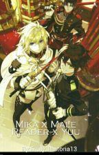 (Mika x Male Reader x Yuu by Emily_Historia13