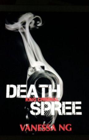 King Criminal: Death Spree by brokenmongoose