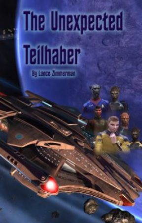 The Unexpected Teilhaber - Book One by LanceZimmerman