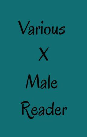 Various X Male Reader - Percy Jackson//Nico Di Angelo - Wattpad