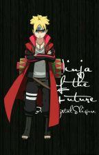 Ninja of the Future by BlueCrystalShigure