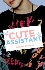 cute assistant ⇝ jikook by H0PEWLRD