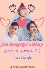 Jun Sung Ahn's Diary 'Who's It Gonna Be' by Kpoptivitis