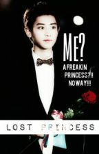 ME ? A FREAKIN PRINCESS!!  NO WAY!! ~ chanyeol fic by yeollieyeol_61