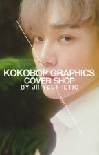 → kokobop graphics ✹ cover shop. by kimchidae-