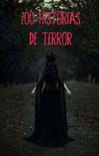 200 Historias de Terror  by DorimalDeAzaMaria