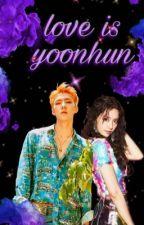 (1)love is YOONHUN by niawniaw22