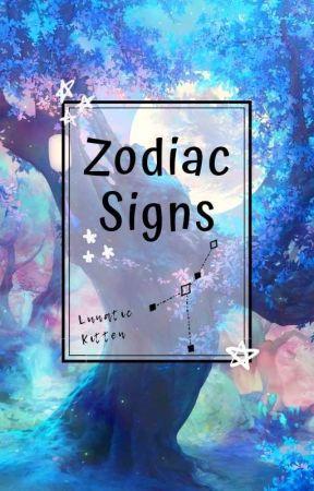Zodiac Signs by Lunatic_Kitten