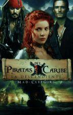 Piratas del Caribe: La Descendiente.  by Clep-MadGirl