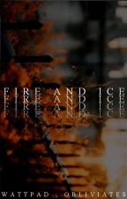 Fire and Ice | Loki Laufeyson ✓ by obliviates