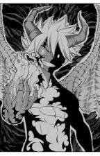 Mitad Dragón y Mitad Demonio by TheRocha