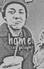 home// c. gallagher by multifanwriter