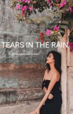 tears in the rain | the weeknd by highinkissland