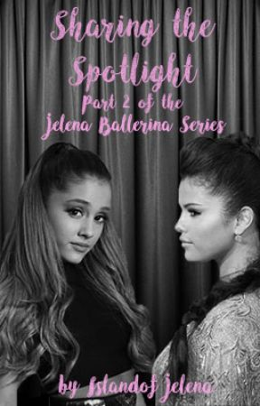 Sharing the Spotlight *Jelena Ballerina Series* (Part 2) by islandofjelena