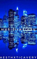 Notifications ¥ Musers [ REWRITING ] by aesthxticavery