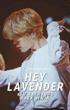 Hey, Lavender by vminslovefruit