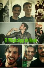 El Whatsapp de Hook by Selena_Darcy_Hook