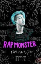BTS(RapMonster Y Tu) by DanMonster0394