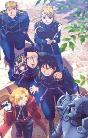 FMA x Reader Oneshots by Ouran_Galaxies