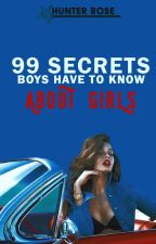 99 secrets boys have to know about girls by antireputation
