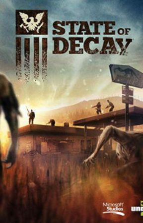 State of Decay : Character Crossover by geraldwp