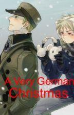 A Very German Christmas by princessamaterasu