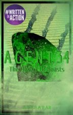 Book 1 | Agent 34 and the Desert of Beasts by Astrabar
