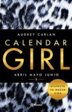 Calendar Girl (Abril, Mayo, Junio) by nessars