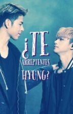 ¿Te arrepientes hyung? - JUNHWAN by mxxrr99