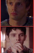 Merlin- Gone by PJ_GOT7_Narnia_HP
