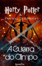 Harry Potter e Percy Jackson: A Guerra do Olimpo by KurosakiYuki