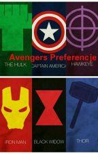 Avengers Preferencje  by Agacia266