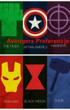 Avengers Preferencje  by Agacia266