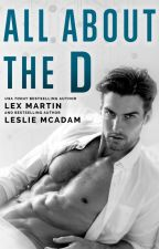 All About the D [Sample Excerpt Only] [Amazon Top 100 Bestseller] by lesliemcadam
