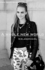 A whole new world. by icelandicgirl