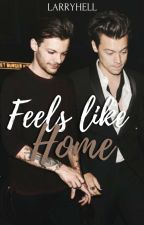 feels like home | l.s by larryhell