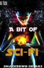 A Bit of Sci-Fi by Nika_Yaya
