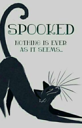 Spooked (Book 1)  by WitheredRed