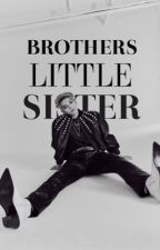 Brothers Little Sister (NCT FF) #Watty2017 by kieu_hyung