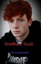 Brothers Suck )( [L!Bro x B!Bro // Diaper Fun] by BigWhiteField