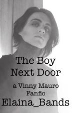The Boy Next Door (Vinny Mauro fanfic) by Elaina_Bands