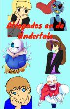 Atrapados en Undertale by LunaStarFacerc