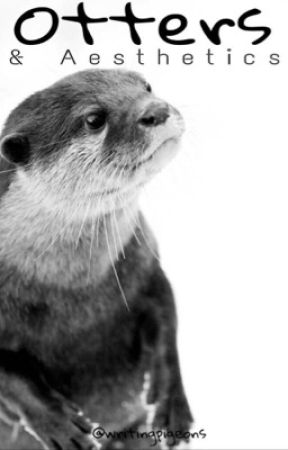 Otters & Aesthetics by writingpigeons