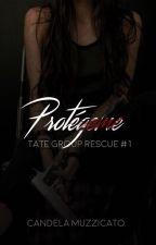 Protégeme {Tate Group Rescue #1} #RedQueenAwards #LAA2017 by leluMuzzi