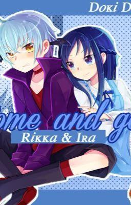 Rikka and Ira( my love)